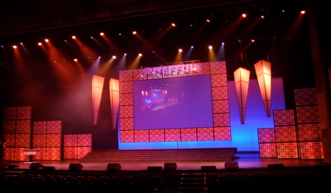 Sales-Event-Stage